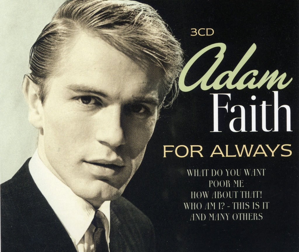 Adam Faith - For Always