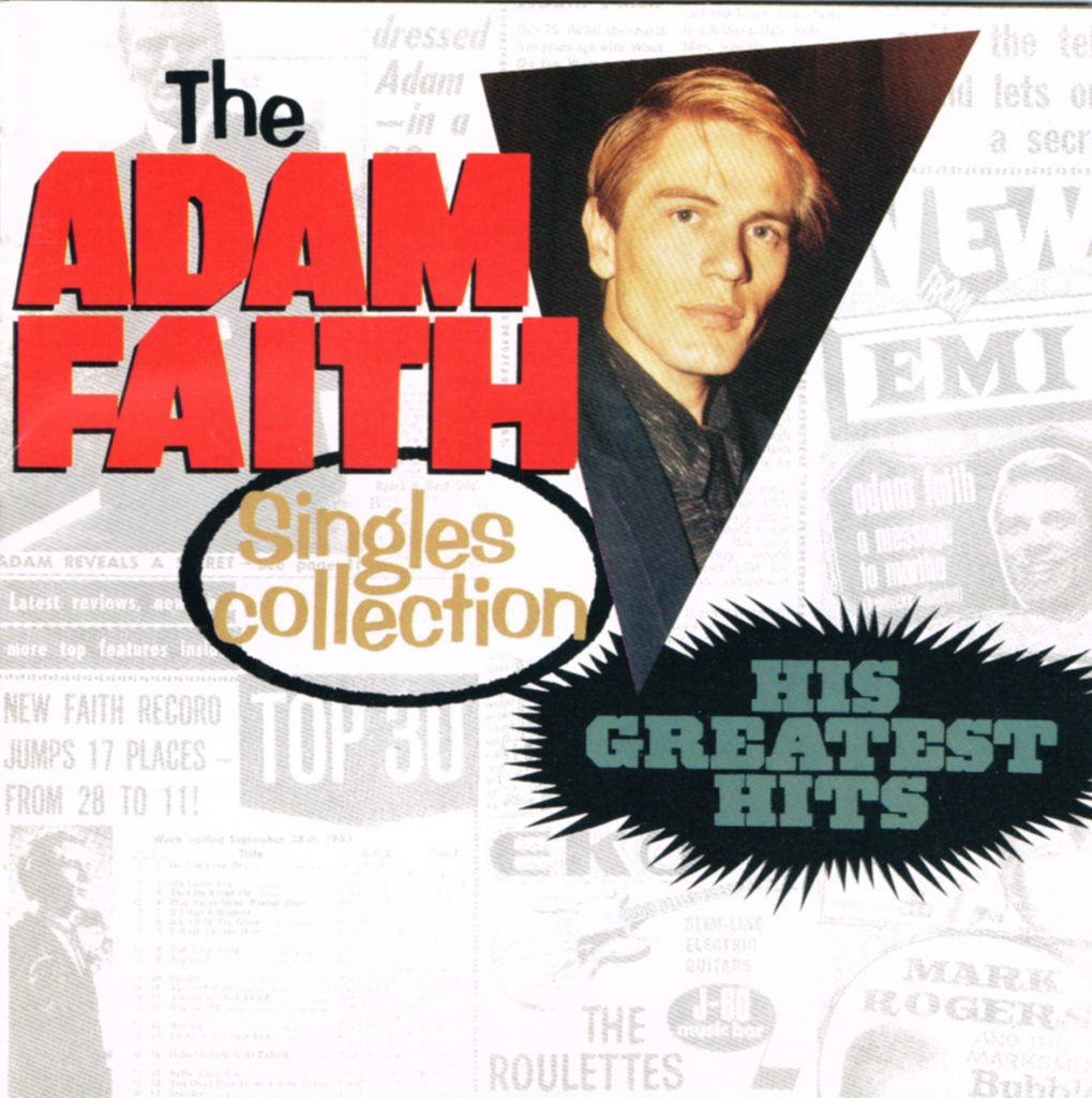 The Adam Faith Singles Collection
