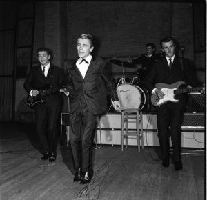 Adam & The Roulettes in 1962