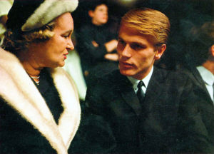 Adam Faith and Eve Taylor