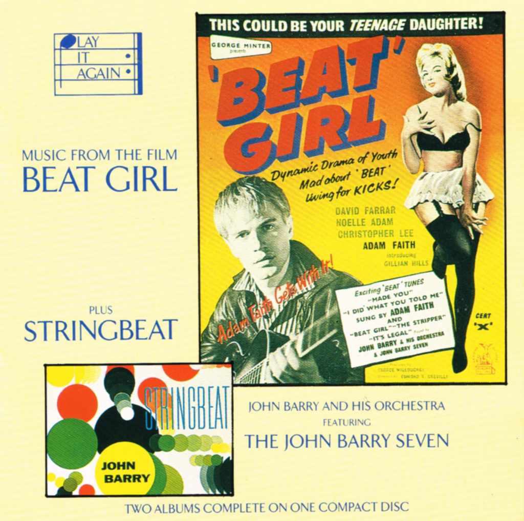 Beat-Girl - Stringbeat