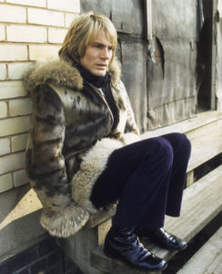Adam Faith as Budgie