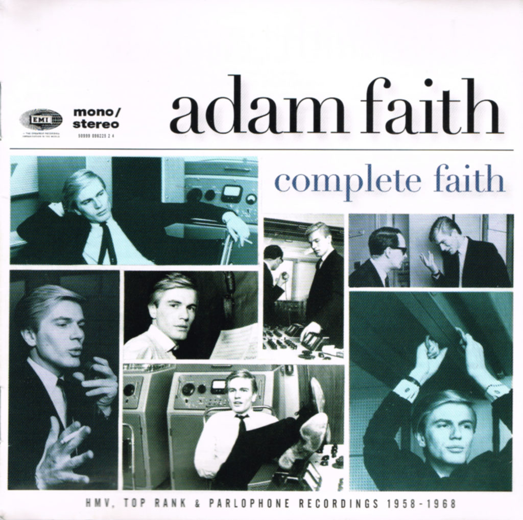 Adam Faith - Complete Faith