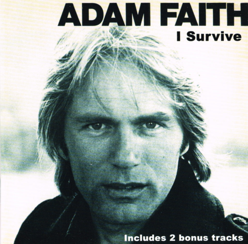 Adam Faith - I Survive