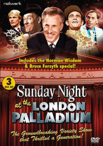 Sunday Night at the London Palladium now on DVD