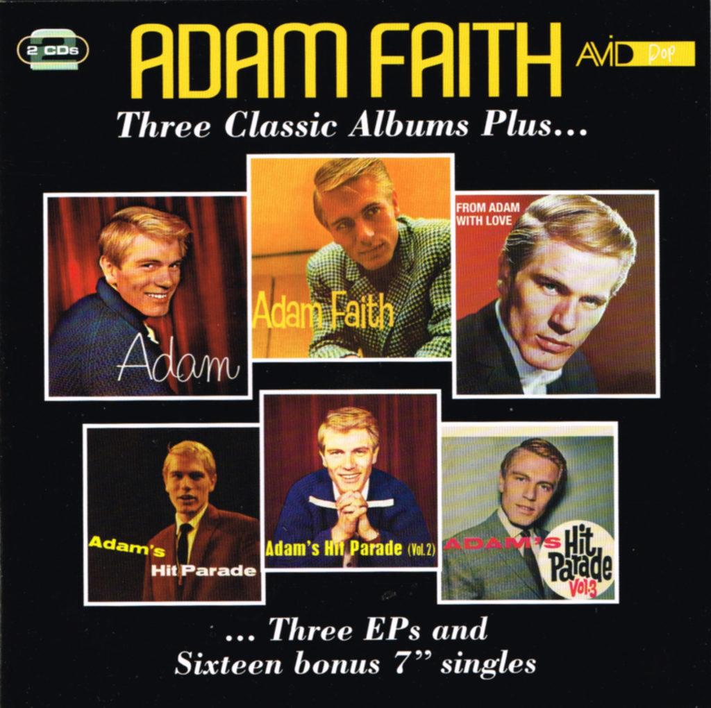 Three Classic Albums plus...