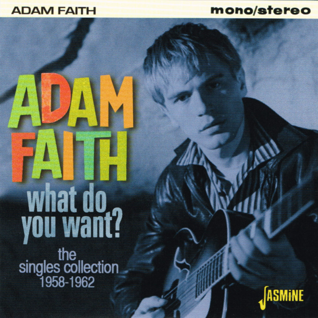 What do you want?  The Singles Collection 1958-62