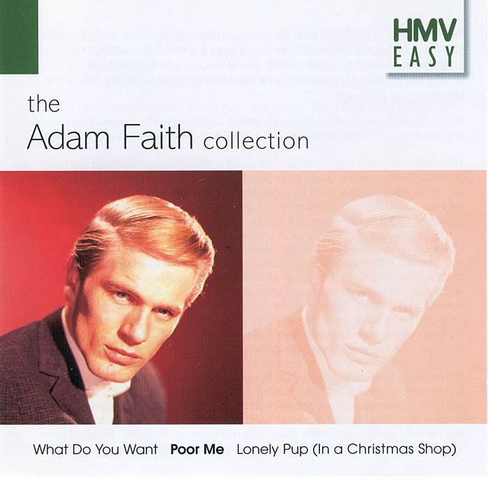 Adam Faith Collection