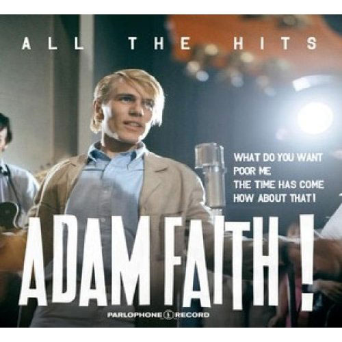 Adam Faith - All The Hits