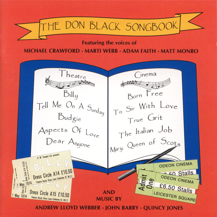 The Don Black Songbook