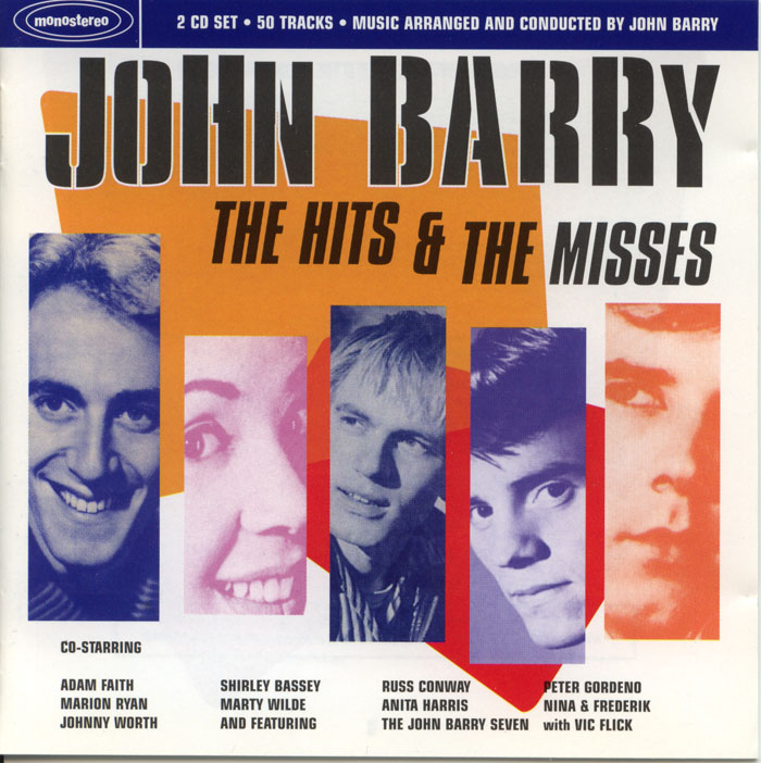 John Barry - The Hits and The Misses