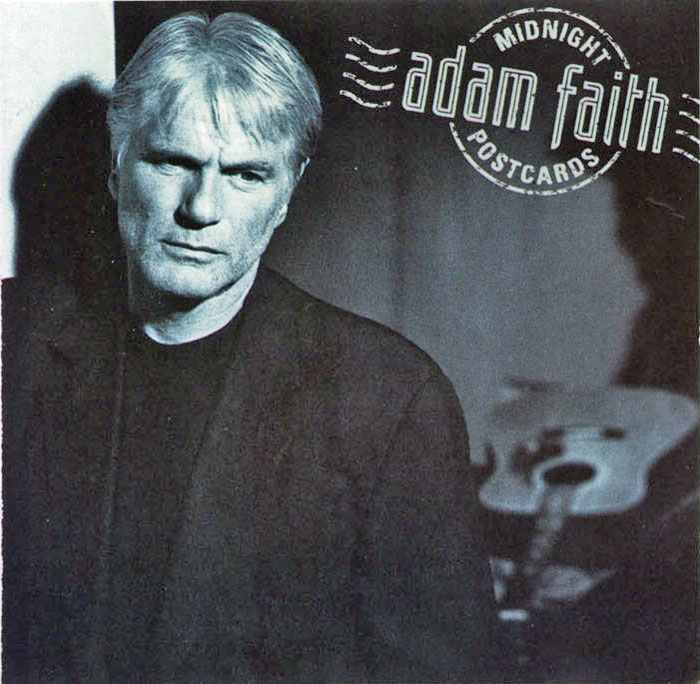 Adam Faith - Midnight Postcards