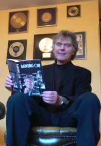 Roulettes drummer Bob Henrit wrote his biography