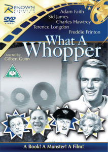 What a Whopper on DVD